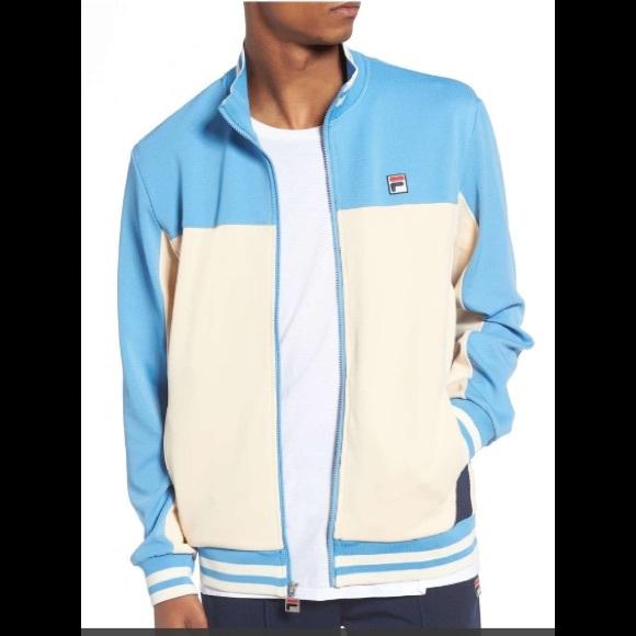 f9d83aa1 Fila Jackets & Coats | Usa Tiebreaker Track Jacket | Poshmark